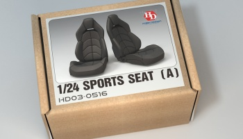 Sports Seats A - Hobby Design