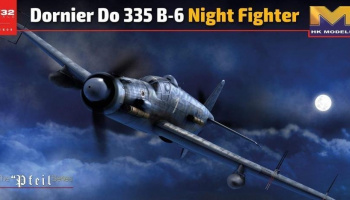1/32 Dornier Do 335 B-6 Night Fighter