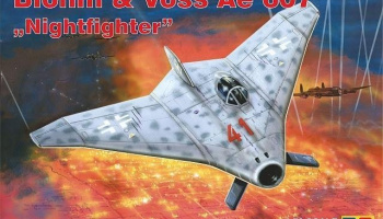 "1/72 Blohm & Voss Ae 607 ""Nightfighter"""