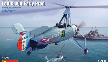 1/35 Liore-et-Oliver LeO C.30A Early Prod