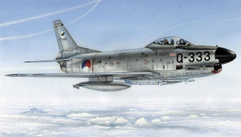 1/48 F-86K NATO All Weather Fighter