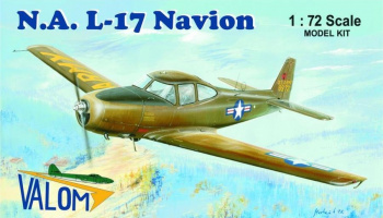1/72 N.A. L-17A Navion (Korean War)