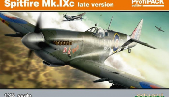 1/48 Spitfire Mk.IXc late version