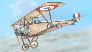 1/48 Nieuport 10 Single Seater Version