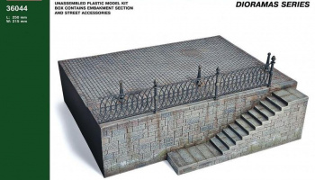 1/35 River Embankment Section