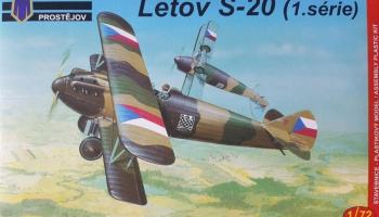 1/72 Letov Š-20 Early