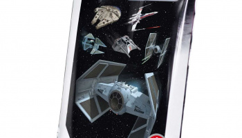 EasyClick SW 01102 - Darth Vader's TIE Fighter (1:121)