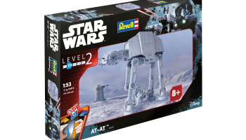 EasyKit SW 06715 - AT-AT (1:53) Star Wars - Revell