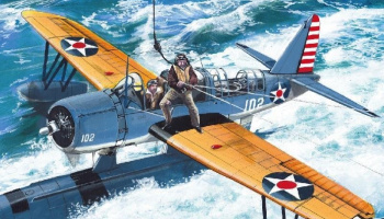 1/72 Vought Kingfisher US Navy