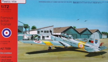 1/72 DHC-1 Chipmunk T.10 with Lycoming engine
