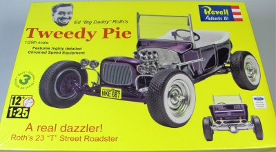 Ed Roth Tweety Pie - Revell