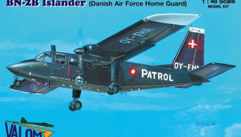 1/48 Britten-Norman BN-2B Islander ( Danish Air Force Home Guard)