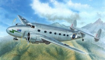 1/72 C-60 Lodestar Pacific Transport
