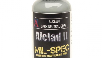 Dark Neutral Grey - 30ml