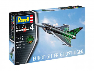 "Eurofighter ""Ghost Tiger "" (1:72) - Revell"