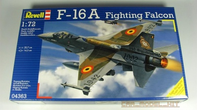 F-16A Fighting Falcon - Revell