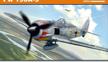 1/72 Fw 190A-5 (reedition) – Eduard