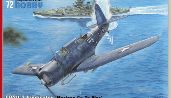 1/72 SB2U-3 Vindicator Marines Go To War