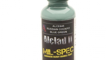 Russian Cockpit Blue / Green - 30ml