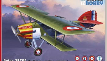 1/72 Potez 25 TOE - 'For France - any time, any where'