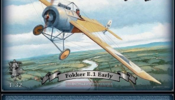 1/32 Fokker E.1 (Early)