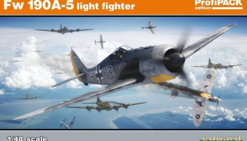 1/48 Fw 190A-5 light fighter