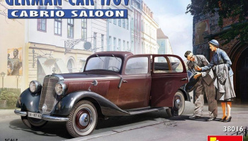 1/35 German Car 170V Cabrio Saloon