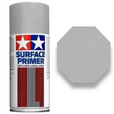 Fine Surface Primer L.Grey - Tamiya