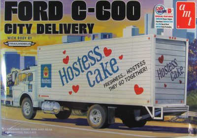 Ford C-600 City Delivery - AMT