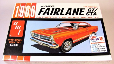 Ford Fairlane Gt/GTA - AMT