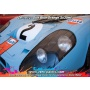 Ford GT40 and Porsche 917K - Gulf Blue/Orange - Zero Paints