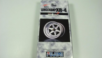Long Champ Wheel & Tire XR-4 - Fujimi