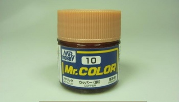 Mr. Color C 010 - Copper - Měď - Gunze