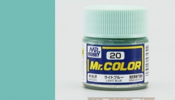 Mr. Color C 020 - Light Blue - Gunze