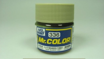 Mr. Color C 336 - Hemp BS4800/10B21 - Konopí - Gunze