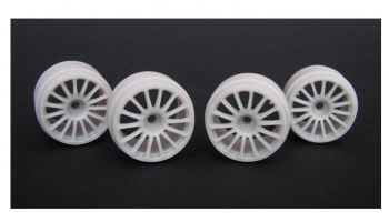 Audi R10 Rims OZ 1:24 - GF Models
