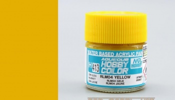 Hobby Color H 413 - RLM04 Yellow - Gunze