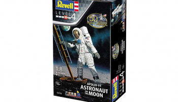 Gift-Set 03702 - Apollo 11 Astronaut on the Moon (50 Years Moon Landing) (1:8)