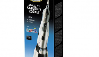 Gift-Set 03704 - Apollo 11 Saturn V Rocket (50 Years Moon Landing) (1:96)