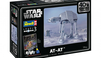 Gift-Set SW - AT-AT (1:53) – Revell