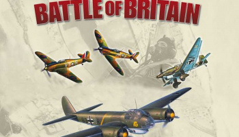 Gift-Set letadla 05691 - 80th Anniversary Battle of Britain (1:72) - Revell
