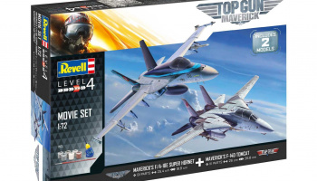 Gift-Set letadlo 05677 - Top Gun 2 Movie Set (1:72)