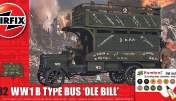 Gift Set - WWI Old Bill Bus (1:32)