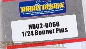 Bonnet Pins - Hobby Design