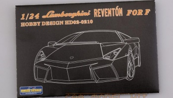 Lamborghini Reventon For F - Hobby Design