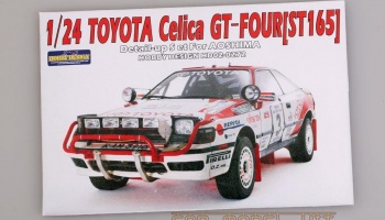 Toyota Celica GT-FOUR [ST165] Detail-up Set For Aoshima - Hobby Design