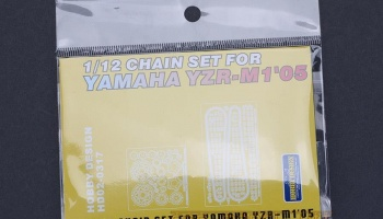 "Chain Set For Yamaha YZR-M1""05 For T - Hobby Design"