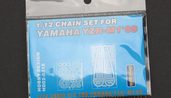 "Chain Set For Yamaha YZR-M1""09 For T - Hobby Design"