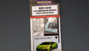 Lamborghini Huracan LP610-4 For A 013823 - Hobby Design