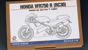 Honda VFR 750R Detail Up Set - Hobby Design